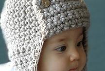 Căciuli Croșetate Pentru Bebe