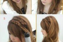 Glitz & Glam / Hair, Makeup, nails