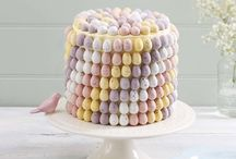 Cake ideas / Cake decorating ideas - for birthdays, Christmas, Easter etc