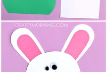 ARCE kids Easter / Easter crafts