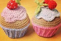 play food - crochet food