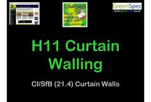 H11 Curtain Walling