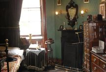 Sherlock Holmes Interior Design