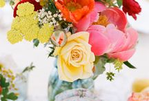 Wedding Flower Ideas / Inspiration for wedding flowers... need I say more?
