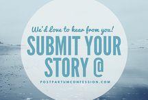 Postpartum Confessions