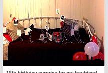 Romans birthday
