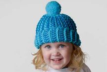 CROCHET for Girls - Big and Small / Pretty crochet things for girls