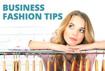 Business Fashion Tips / Fashion is something that a busy entrepreneur can sometimes over look. We know that not only can fashion be fun but that looking your best can give you confidence and a professional air in business.  / by Bplans