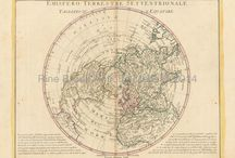Polar Regions Antique Maps / Antique maps of Polar Regions. Here you can find original antique maps of Polar Regions for sale.