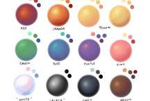 Création couleurs