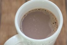 Homemade hot chocolate / by Patricia Maute