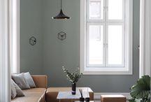 Farger - interiør