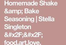 Shake'n bake crumbs
