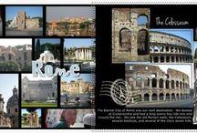 Italy&Austria 2014 / Travel layout
