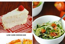 Low carb meals / Meals / by K Gregory