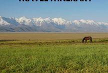 Krysgyzstan   Travel