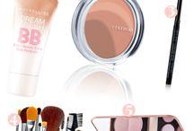 Makeup for beginner