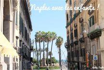 Naples, Pompéi, le Vésuve, Capri, Sorrento en famille -Italie du Sud