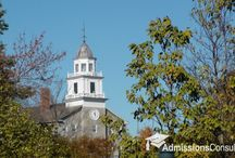 Middlebury College / With an undergraduate population of 2,516 students, Middlebury College is on a rural setting spread across 350 acres between the Green Mountains and the Adirondacks. Middlebury College has been making history for many years.