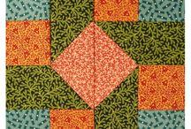 geometrical quilt