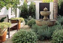 Mediterranean Gardens / Inspiration for creating your own Mediterranean garden.