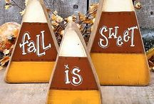 Fall / Seasonal decorations, recipes and crafts.