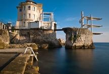 Interrail Italy west coast France south coast