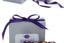 Embalagens para chocolates / Inspiração