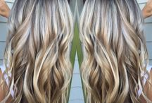Hair / Hair Styles and inspiration