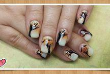 Nail Desing by Monique Gagnon / Nail Technician