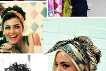 Bohémien hair / Inspiration