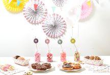 ☆ Doughnut Party ☆