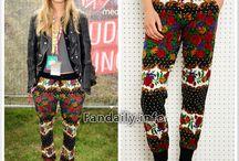 Cara Delevingne style & fashion