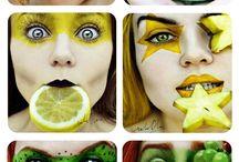Make Up Food