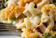 Casseroles and pasta bakes / Casserole and pasta bake recipes