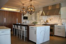 Kitchens / Kitchen Design with a focus on Appliances.