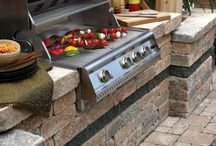 Outdoor Living by Stone Creations of Long Island Pavers and Masonry Corp.   Deer Park, N.Y 11729 / Outdoor living spaces create a place to experience the warmth of family and friends. Fireplaces, fire pits, outdoor kitchens and more! Free Estimates: Paul Saladino - Office (631) 678-6896 - (631) 404-5410 www.stonecreationsoflongisland.net / by Stone Creations of Long Island