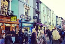 Londres, here we go! / Sus barrios, sus calles, su espíritu alternativo... Reserva tu escapa a Londres hoy!  http://www.hostelsclub.com/city-es-121-London.html