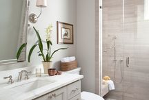 Small Bathroom Reno / New floor tiles or wall/shower tiles, cabinets, light fixtures, sink, optional: toilet and tub