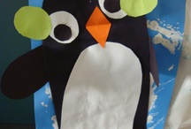 January Activities  /  Arctic Animals, Mittens, Snow & Snowmen / by Samantha