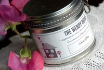 Gorgeous Candles / Every home needs a supply of delicious-smelling candles....