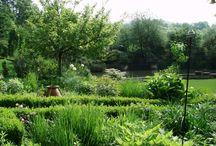 Côté jardin / Des jardins d'ici et d'ailleurs