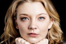 Natalie Dormer / Natalie Dormer was born at the 11th of February 1982 is an English actress.  Born and brought up in Berkshire, she was educated at Chiltern Edge Secondary School and Reading Blue Coast School, and trained at the Webber Douglas Academy of Dramatic Art in London.  She's known for her roles as Margaery Tyrell in Game of Thrones (2011-), Cressida in the hunger games: Mockingjay part 1 (2014) and part 2 (2015), the Tudors (2007-2010) and Captain America: the first Avenger (2011)