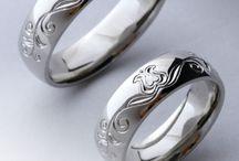 gyűrű / Karika gyűrű