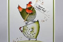 Hey, Chick / Sale a bration, stampin up