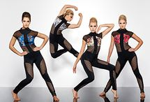 Acro outfit ideas