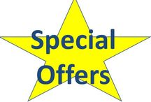 Special Offers / Current Special Offers