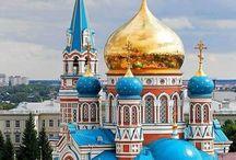 Православные храмы монастыри