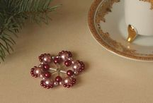 Christmas ornaments by DeaBelle