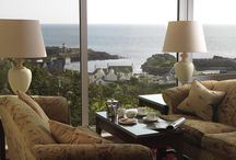 Fernhill Hotel / Small, friendly hotel with stunning views over Portpatrick